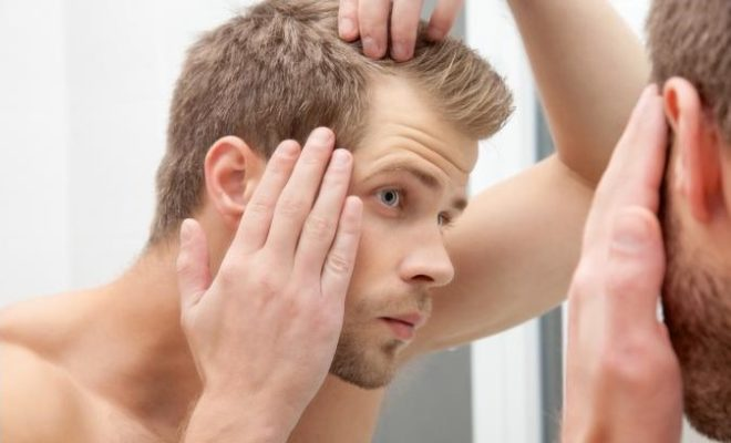 4 Basic Reasons You Get Gray Hair Faster