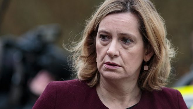 Amber Rudd Resigns as Home Secretary Because of Windrush scandal