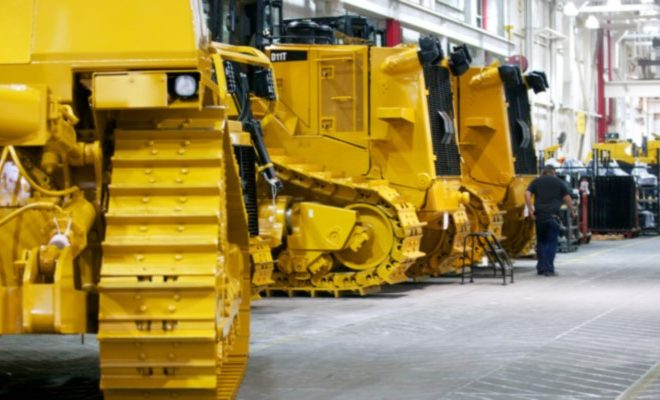 American Caterpillar is More Positive about Profit