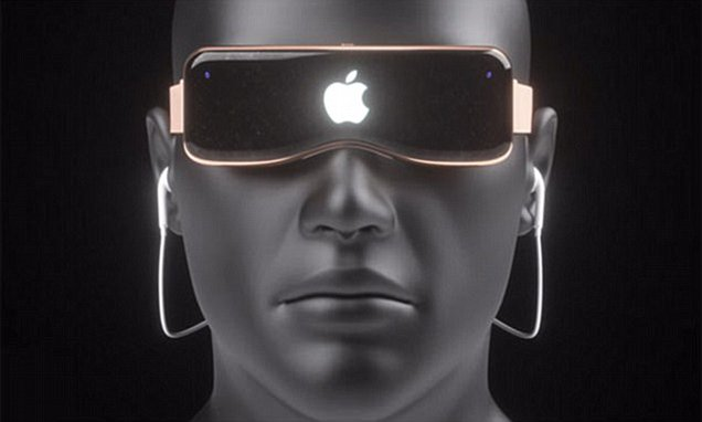 Apple is Working on Powerful Wireless Headset for Both AR & VR