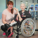 Cancer Patient Amelia has Leg Reattached Backwards After Surgery