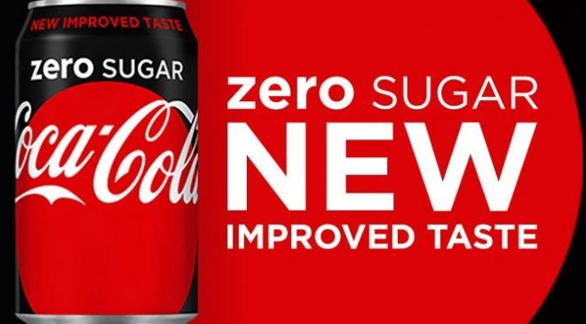 Coca-Cola Benefits from Sugar-Free Products