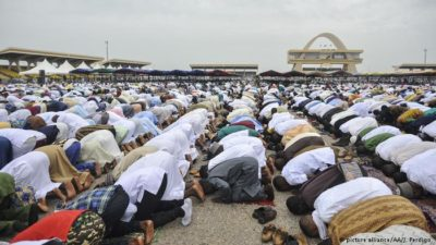 Ghana Asks Mosques to Turn Down Noise and Use Whatsapp