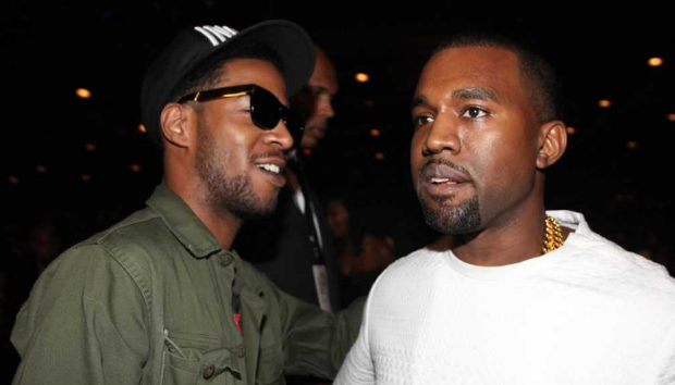 Kanye West and John Legend Argue on Twitter about Trump