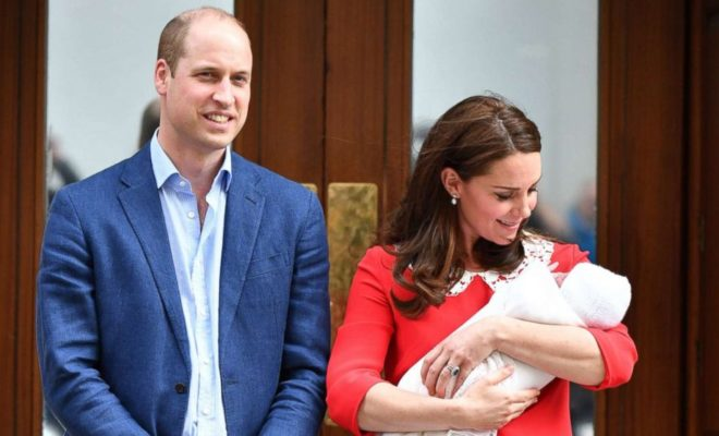Kate Middleton Steps Out with New Royal Baby Just 7 Hours After Birth