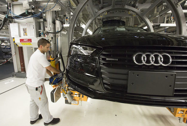 Audi CEO Arrested for Involvement in Fiddling Diesel