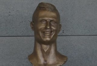Cristiano Ronaldo: Mocked Statue at Madeira Airport is Replaced