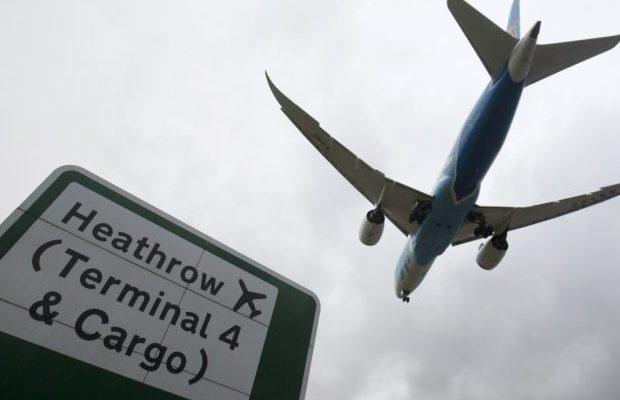 Heathrow Brexit