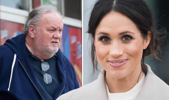Meghan Markle Father has Prince Harry Make a Promise