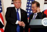South Korea asks Trump What Ending War Games Means