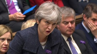 May Surpasses Brexit with the Budget for Healthcare