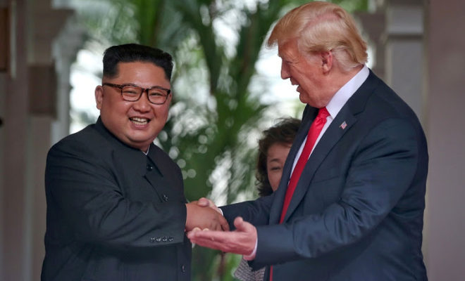 Trump: Report on Kim Jong-un Sickness is Incorrect
