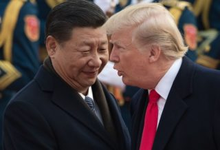 Xi and Trump