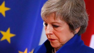 Theresa May Plan