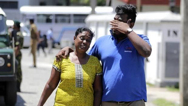 Sri Lanka Attacks Tearing Families Apart: No Words can Describe This Pain