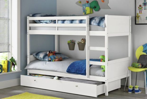 Useful Safety Tips for Kids Bunk Beds
