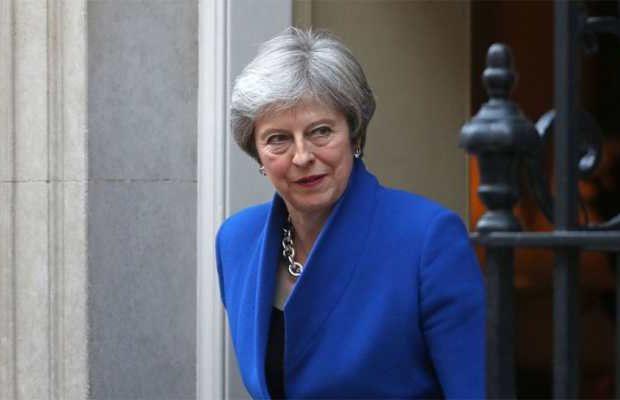 Theresa May UK POST