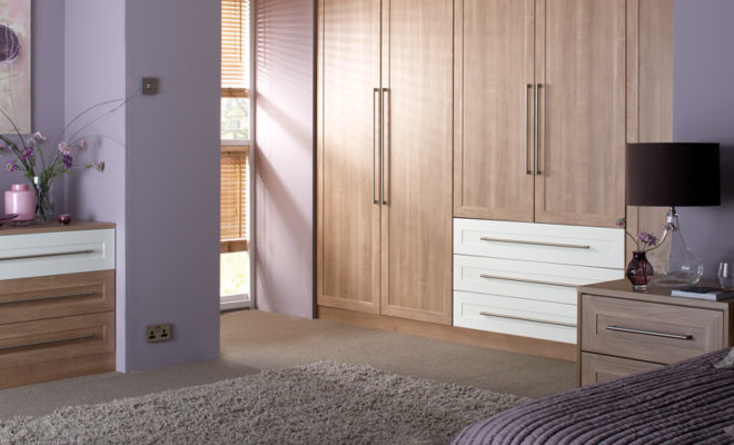 Maximise Every Inch of Space in Your Bedroom with Fitted Furniture Design