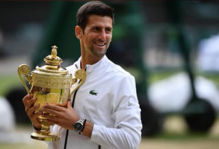 Novak Djokovic Final