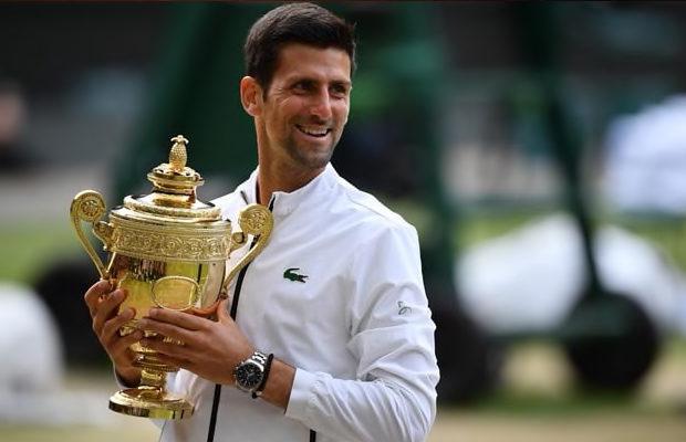 Novak Djokovic Final