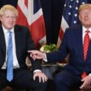 Boris Johnson Counteracts Trump's Criticism of the Brexit Agreement