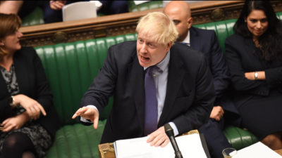British PM Boris Johnson: No Extension to the Transition Period after Brexit