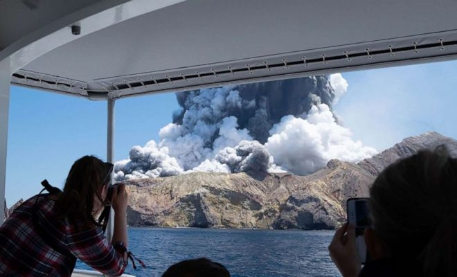 Thirteen Charged After New Zealand's Deadly Volcanic Eruption
