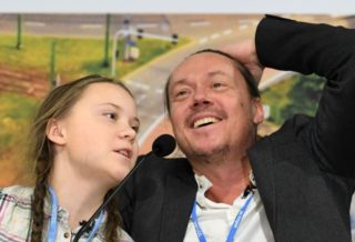 Greta's father: I Adjusted My Lifestyle, Not for the Climate, but to Save My Daughter