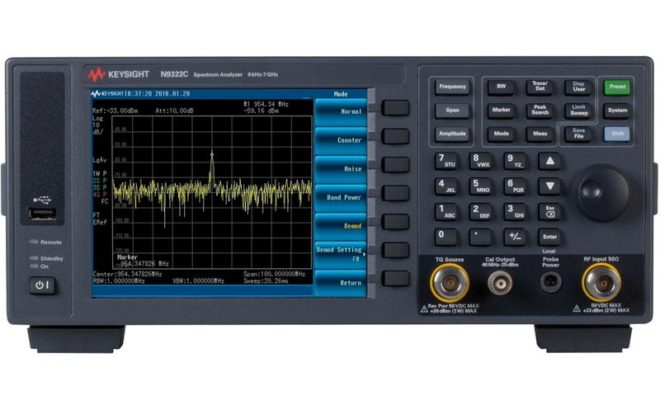 Crisp Knowledge about Keysight Spectrum Analyzer