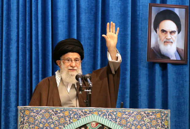 The Iranian Top Leader Ali Khamenei has Exceptionally Lead Friday Prayer in Tehran