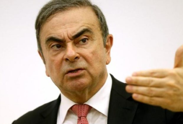 The Japanese Authorities Today Issued A New Arrest Warrant Against Carlos Ghosn