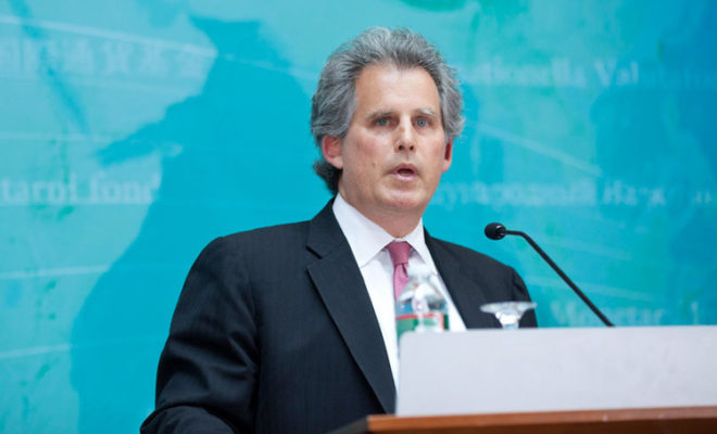 David Lipton, the Vice Director of IMF, is Resigning