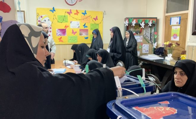 Iranians Go to the Polls for Parliamentary Elections: Important Test for the Regime