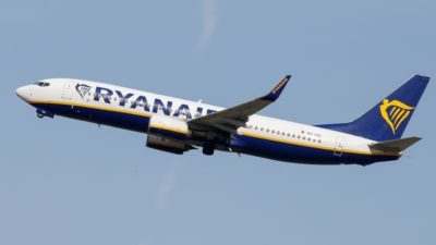 Ryanair Goes to Court Over British Travel Advice System