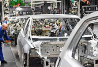 German Car Industry Receives Billion-Dollar Support From Berlin