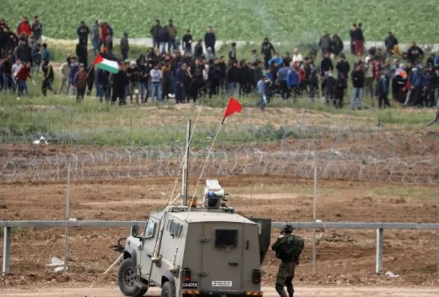 Mass Demonstrations on the Gaza and Israel Border are Cancelled