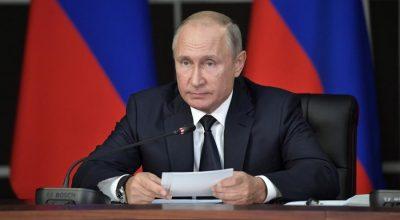 Vladimir Putin's Spokesman Dmitri Peskov is Infected With Coronavirus