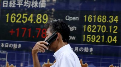 The Japenese Stock Exchange Showed A Solid Profit on Tuesday