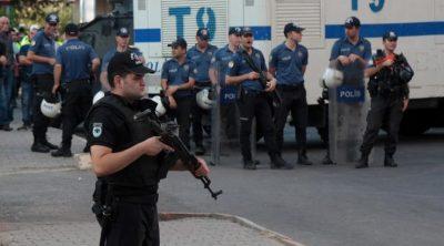 The Turkish Authorities Arrested Five More Pro-Kurdish Mayors on Friday