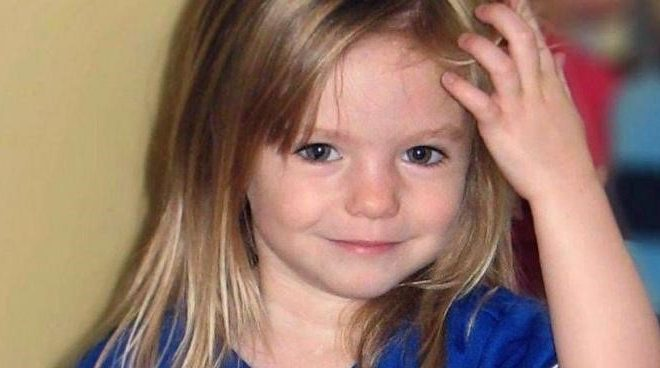 Parents Madeleine Mccann Receive A Letter Saying She's Dead