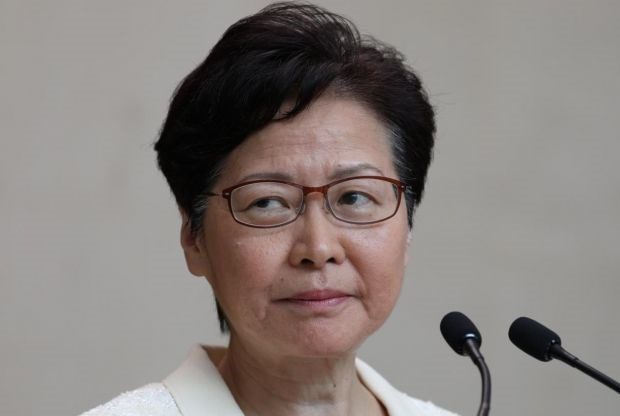 Hong Kong Leader Carrie Lam Has Once Again Defended the Security Law