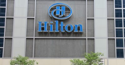 Hotel Chain Hilton is Making Losses Due to Worldwide Travel Restrictions