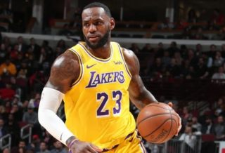 Los Angeles Lakers Win NBA Title