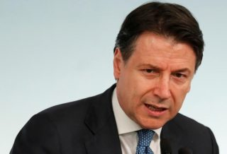 Prime Minister Italy Wants New Corona Measures During Christmas