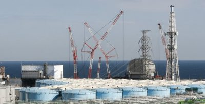 Japan is Going to Discharge Polluted Water from Nuclear into the Sea