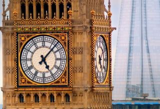 Big Ben can be Heard in London Again Next Year