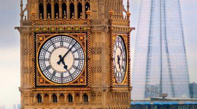 Big Ben can be Heard in London Again Next Year