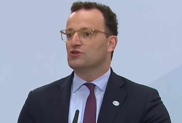 German Health Minister Spahn Also Wants to Get Rid o Mouth Masks