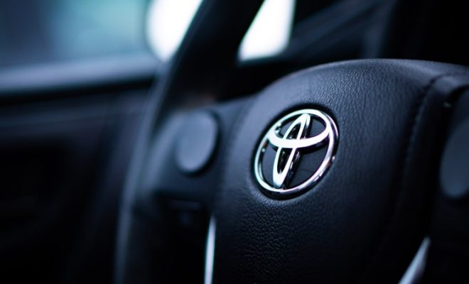 Japanese Newspaper: Toyota Cuts Deep in Production Due to Chip Shortage