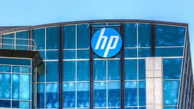 Computer Manufacturer HP Feels Slow in Growth Due to Chip Shortage